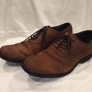 Sz 11.5 Timberland Dress Shoes